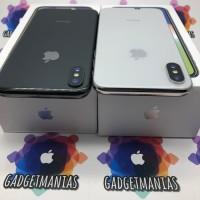 Iphone X 256gb second ex inter fullset mulus terawat