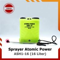 Sprayer Atomic Power ASH1-16 [16 Liter] – Alat Semprot Hama Battery