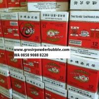TERLENGKAP Thai Tea Number One Chatramue 400 Gram TERLARIS