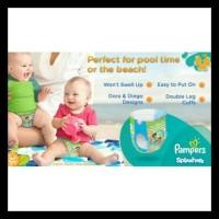 GRATIS ONGKIR Pampers Splashers Swim Diaper Popok Renang BOOM SALE