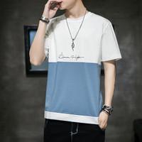 XXMAKE XX107 Kaos original T-Shirt pria baju polo baju pria polos koko - Putih, L