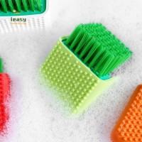 Sikat Pembersih Badan Bahan Plastik Silikon