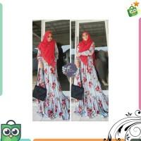 Terlaris Cri by Aletha Flower Daily Dress Busui
