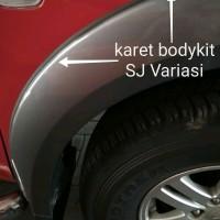 BARU LIST KARET Bodykit dan over fender Toyota Fortuner innova calya a