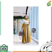 Terlaris Ori by Aletha Hanum Daily Dress Set + Pasmina
