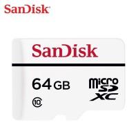 SanDisk Memory Card 32gb 64gb High Endurance Video Monitoring Micro
