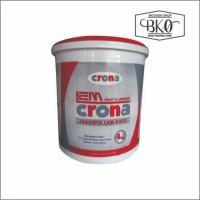 Lem crona 234 laminasi jointing lem kayu waterbased 4kg Diskon