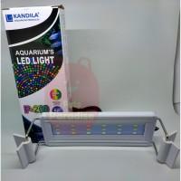 Lampu Aquarium Led P200 RGB 5w Kandila Aquarium Aquascape