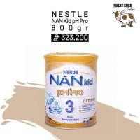 NAN kid pH Pro 3 800gr Kaleng - PUSAT SUSU ONLINE 100% ASLI