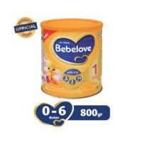 Makanan Bayi Bebelove 1 800gr Kaleng - PUSAT SUSU ONLINE 100% ASLI