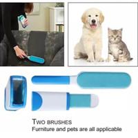 Fur Wizard Pembersih Bulu Kucing dan Anjing / Pet Hair Fur Remover