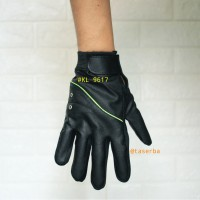 Sarung Tangan Sepeda Motor PU Leather Waterproof KL 9617 Biker Glove