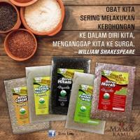 Beras merah beras organic organik