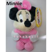 Baby Grow Rattle Donat karakter mainan bayi