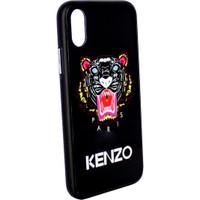 VIP Case Back Glass Designer iPhone XR 6.1 Glossy Iphonexr Casing - Kenzo