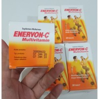 Vitamin C Enervon C 30tabs