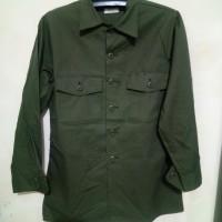 COAT VINTAGE shirt UNTILITY OG 507 NOS KEMEJA US ARMY NOT M65 M51
