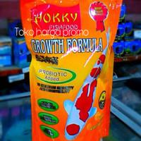 hokky growth formula 1kg/ makanan koi/ pellet koi