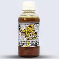MADU STANDAR PLATINUM | 1/4 KG |100% ASLI| LEBAH HUTAN | MADU SYAIFUL
