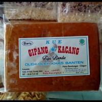 Gipang Banten lapisan kacang kue jipang oleh oleh banten cilegon