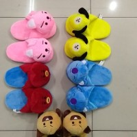Sandal Boneka BTS BT21