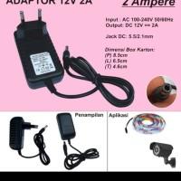Adaptor Switching colok listrik 12v 2a For cctv, led strip, dll