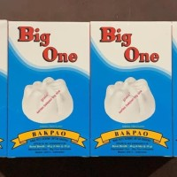 Big One Special Bakpao (Ragi Roti Kering untuk Bakpao) 4x10 Gr 1 dus