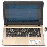 LAPTOP ASUS X441UA-GA331T CORE i3 8130 RAM 4GB HDD 1TB W10 14.0 DVD
