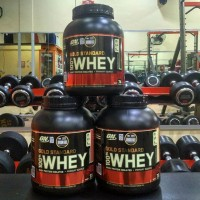 ON Gold Standard Whey 5 lb lbs Optimum Nutrition WGS isolate protein