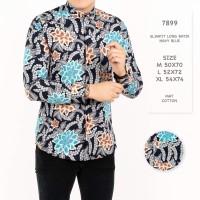Kemeja Batik Pria / Kemeja Panjang / Baju Batik