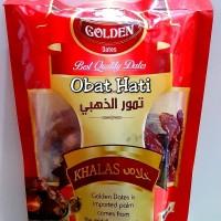 Kurma Golden Dates Khalas 500 Gram