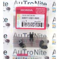 Clip Piece Slide Beat Scoopy Vario 110 FI 22011-K81-N00 Original Honda