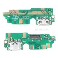 Board flexible charger mic redmi 4 prime/pro