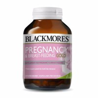 BLACKMORES PREGNANCY & BREAST FIDING GOLD ISI 60