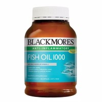 BLACKMORES FISH OIL isi 400