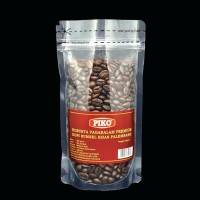 Kopi Biji Sangrai / Roast Bean Robusta Pagaralam Premium (250gr)