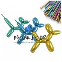 Balon Panjang / Balon Pentil / Balon Twist Chrome
