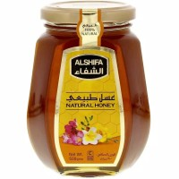 MADU ARAB AL SHIFA / Al Shifa Natural Honey 500gram Asli