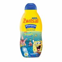 Zwitsal Kids Shampoo Active Blue 180ml