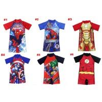 Baju Renang Anak Laki COWOK Pakaian Renang Swimsuit Swimwear