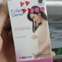 Folamil genio dan Folamil gold