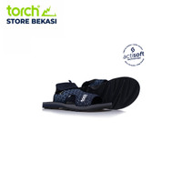 TORCH SANDAL BAHAMA NAVY TRIANGLE - 36