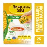 Tropicana Slim Gula Rendah Kalori Lemon C