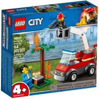 LEGO 60212 - City - Barbecue Burn Out