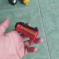 dx pretel sentai power ranger gosei great buntut