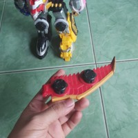 dx pretel sentai power ranger gosei great sayap kiri