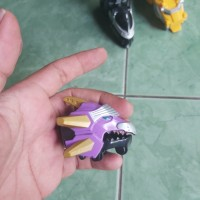 dx pretel sentai power ranger gosei great head ungu