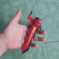 dx pretel sentai power ranger gosei great buntut 2