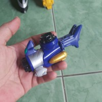 dx pretel sentai power ranger gosei great body shark