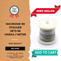 Stagger Fused Clapton NI90 26*2+38I METER
